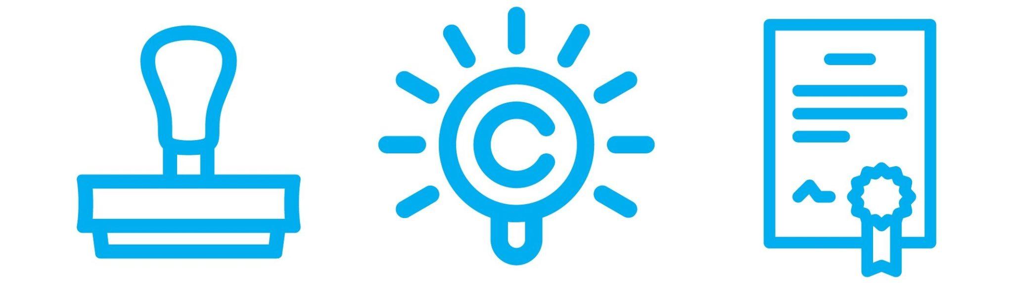 Jasa Pendaftaran Merek, Paten, Hak Cipta dan Desain industri